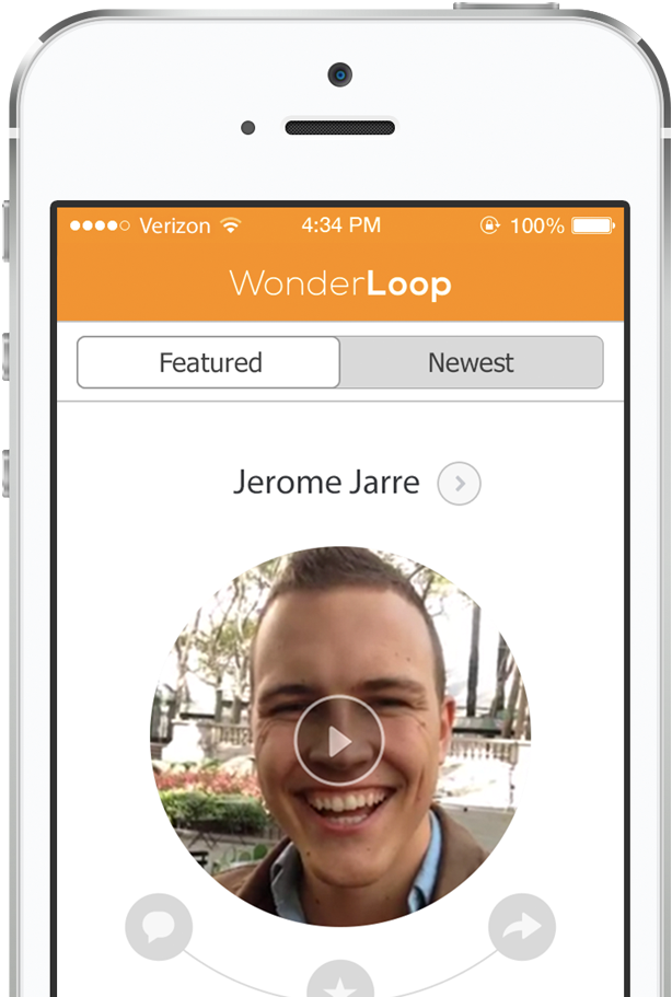 Wonderloop for iPhone
